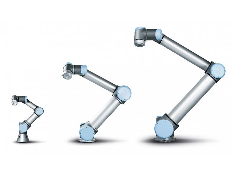 Schweißroboter Universal-Robots