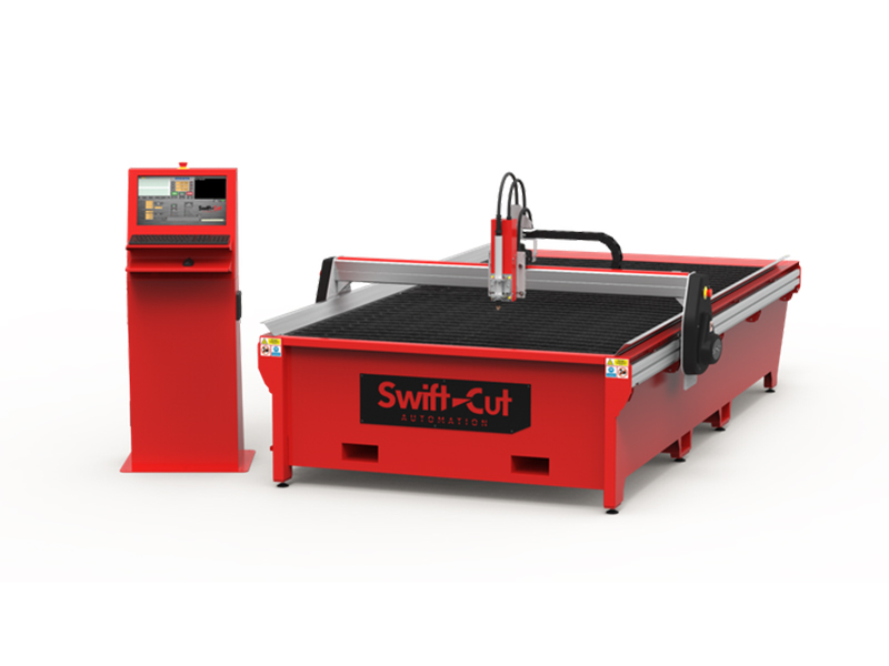 CNC Plasmaschneidanlage Swiftcut