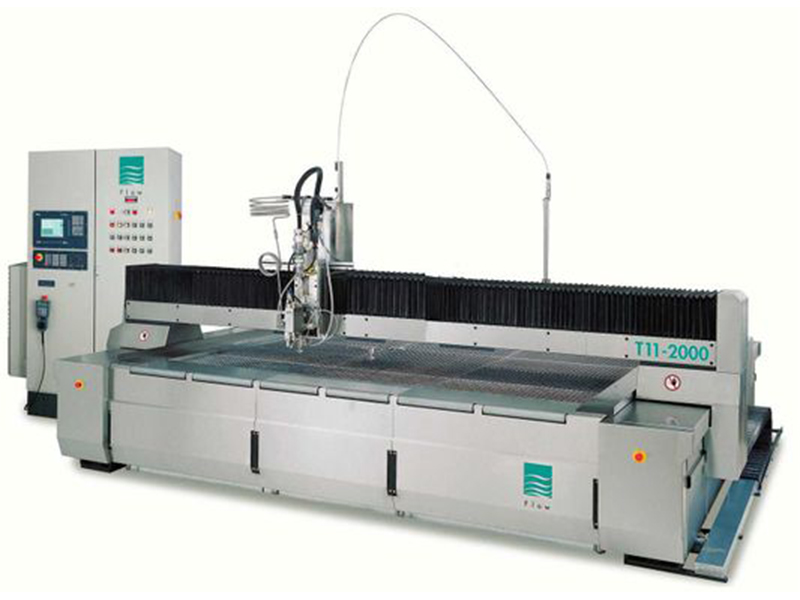 Flow T 11 Waterjet